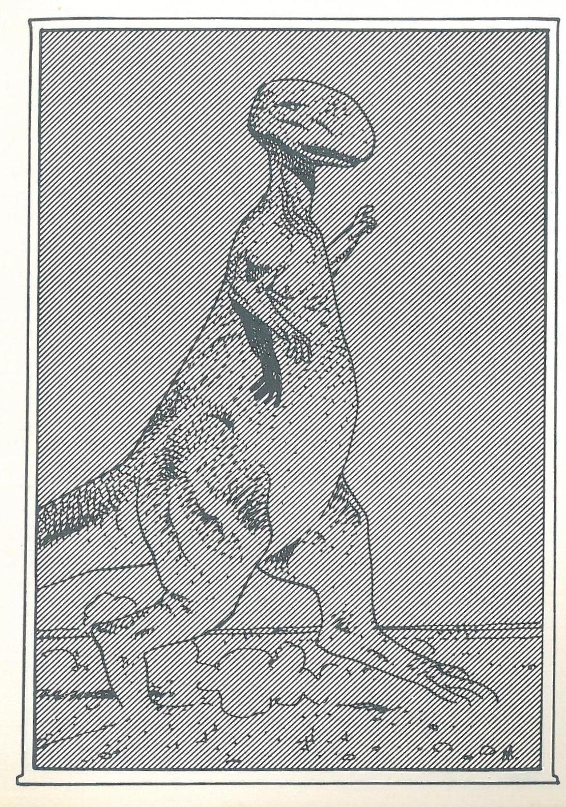 Ray Bradbury - Τυρανόσαυρος Ρεξ