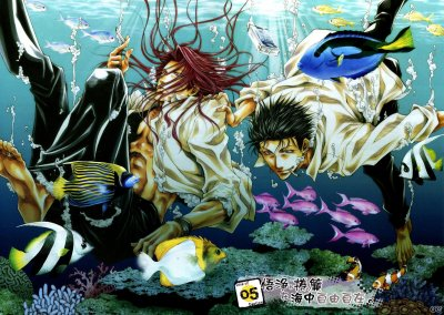 58 saiyuki kazuya minekura.jpg