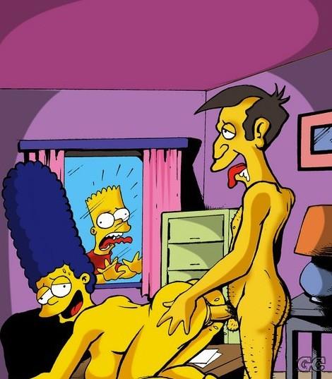 πορνό με χαρακτήρες κινουμένων σχεδίων