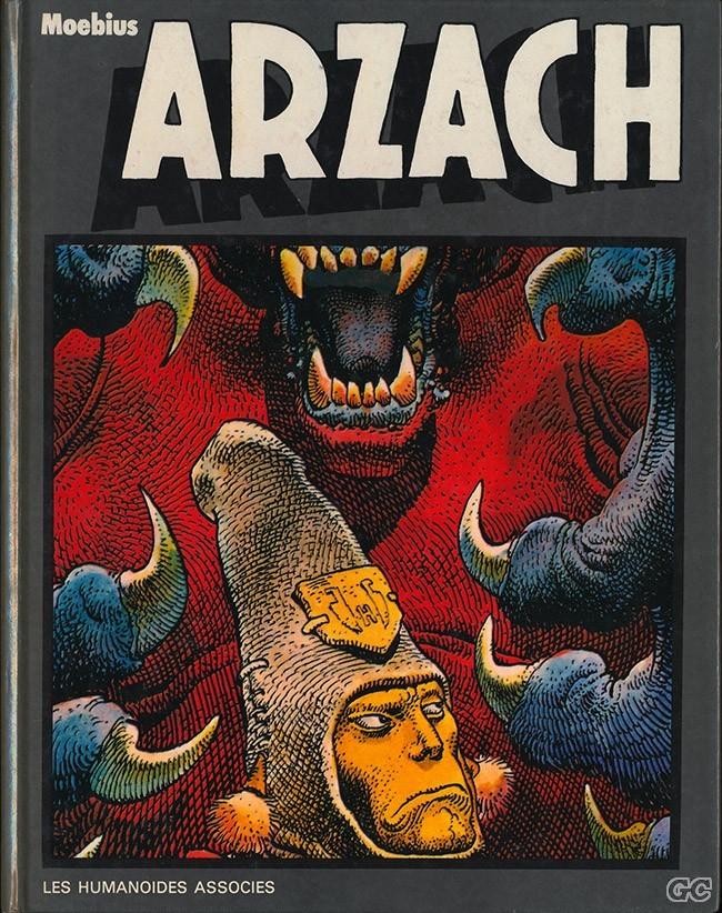 ARZACH [ MOEBIUS ]