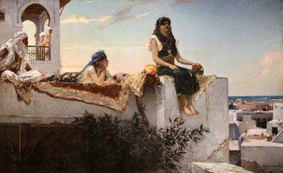 Jean_Joseph_Benjamin_Constant,_Le_soir_sur_les_terrasses_(Maroc)_01.jpg
