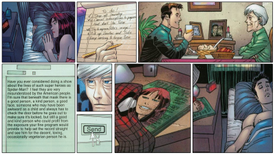 amazing-spider-man-peter-parker-mary-jane-aunt-may-romita.png